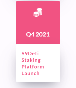 99defi staking platform