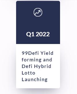 Defi Hybrid Lotto Launching
