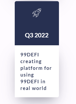 99defi real life usability
