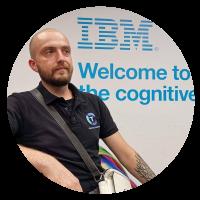 Denis Lukavackic - Blockchain developer